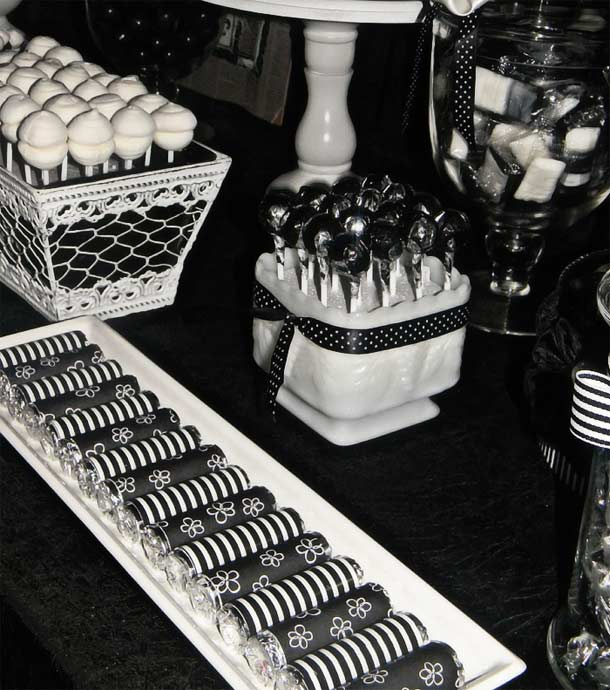 Candy buffet ideas using our candy jars