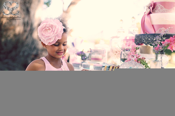 Vintage tea party – Styled shoot