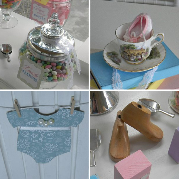 pastel baby shower quirky parties