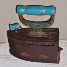 Vintage-coal-iron
