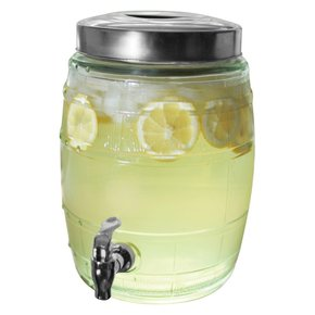 Hire beverage dispenser with tap - Quirky Parties