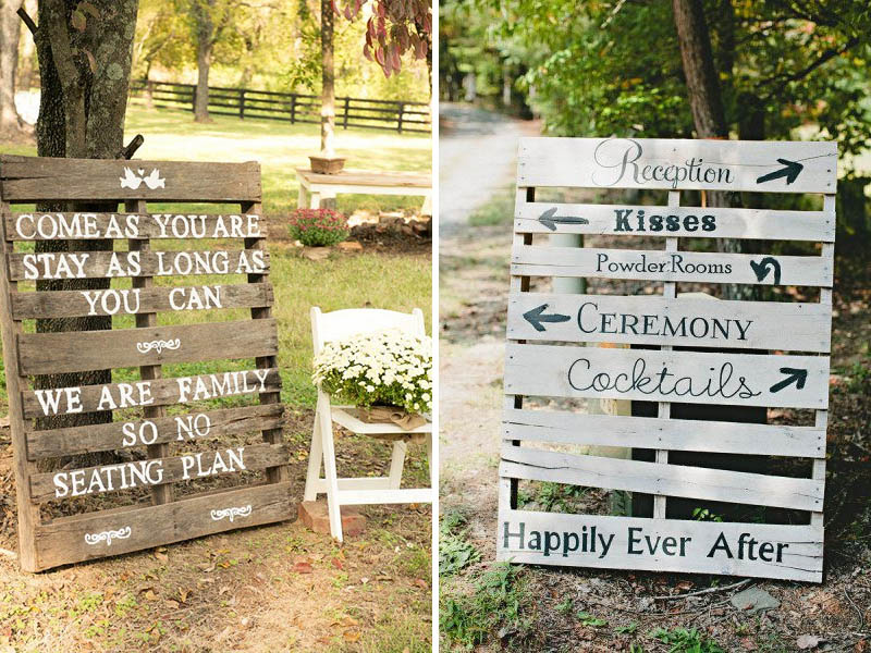 10 Popular Rustic Wedding Decor Ideas Quirky Parties