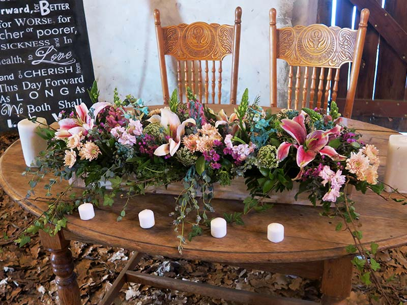 Caryn & Bradwell Groenrivier – Real Wedding Decor