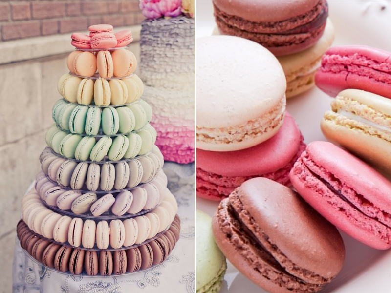 5 Ideas for an Alternative Wedding Cake