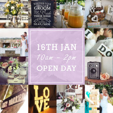 Quirky Parties Open Day 2016