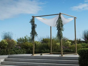 Chuppah wedding canopy