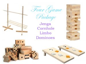 Four game package