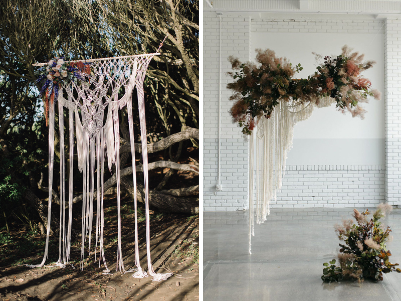 Wedding Backdrops Arches Quirky Parties