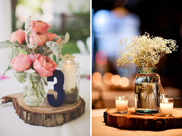 5 Beautiful Wedding Table Centrepieces Ideas